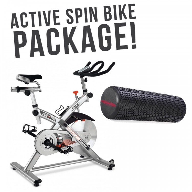 Active Spin Bike Package