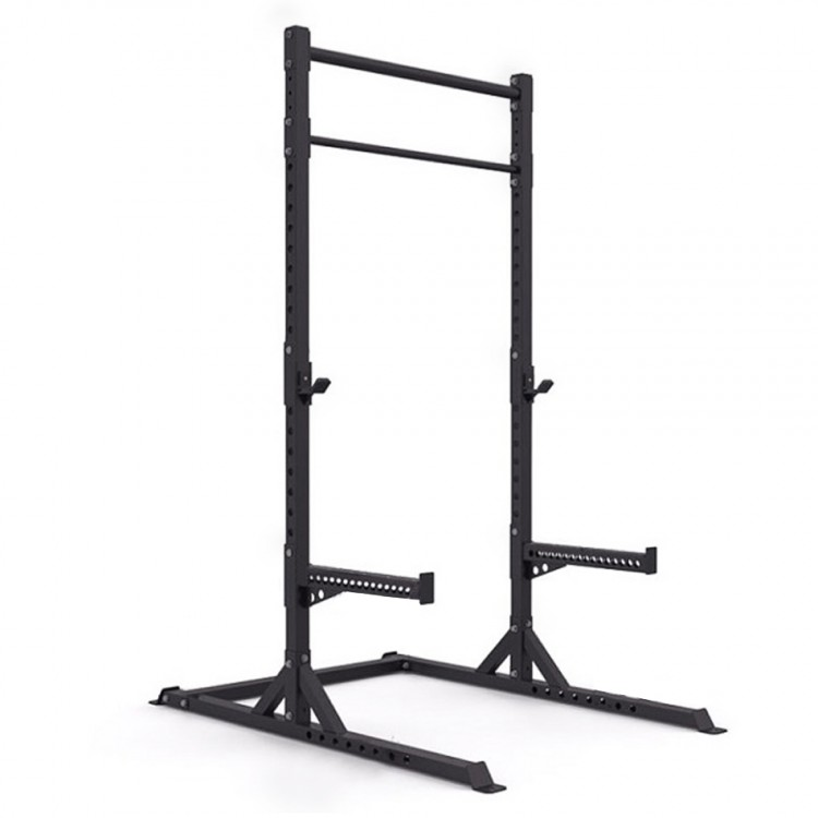Squat Rack with Double Pull Up Bar