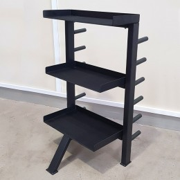 3 Tier Accessories Storage Rack
