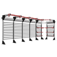 MAGSYS Group Training Rack - Magcorner & Magwall Combination Module