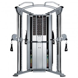 Dual Adjustable Pulley Functional Trainer L370