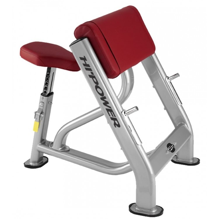 Seated Preacher Curl Bench L830