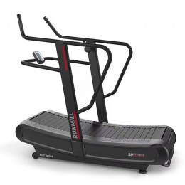Real Run Curve Treadmill G669