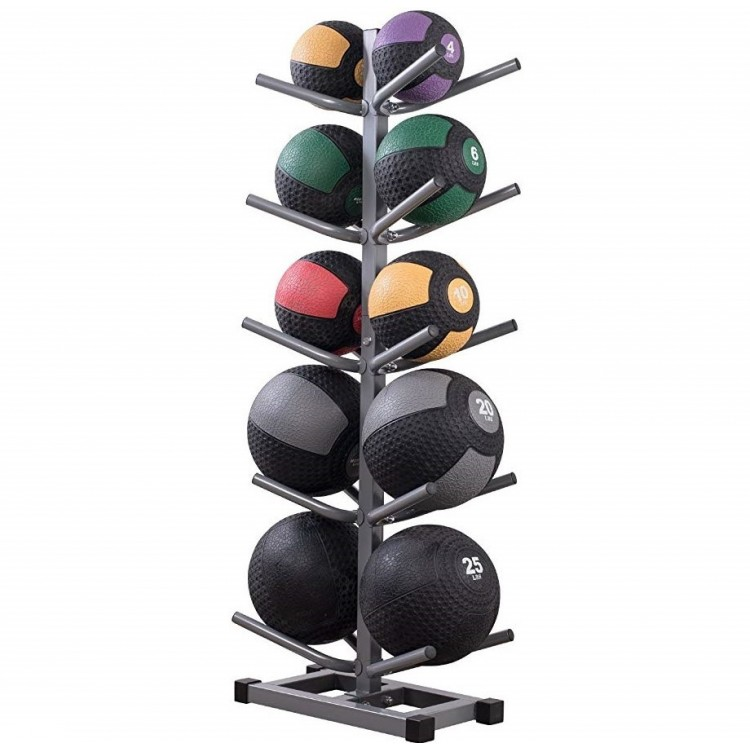 Medicine Ball Rack - Up to 10 Medicine Balls