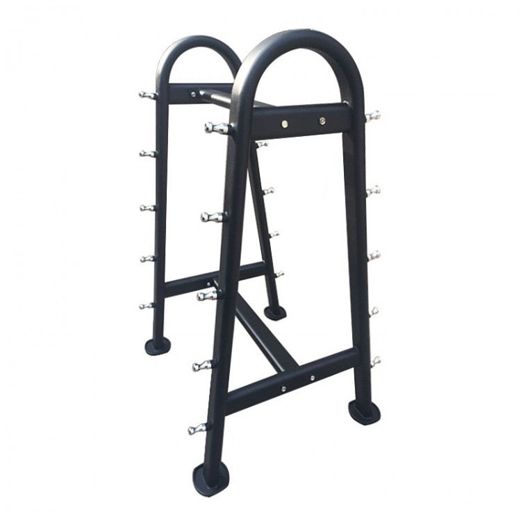 Double Sided Barbell Rack