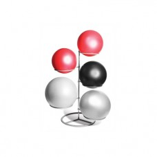 Gym Ball Storage Rack - For 5 Fitballs