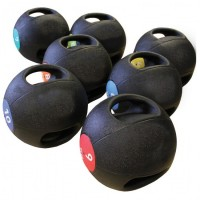 Double Grip Handle Medicine Balls