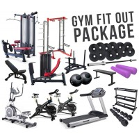 Gym Fit Out Package