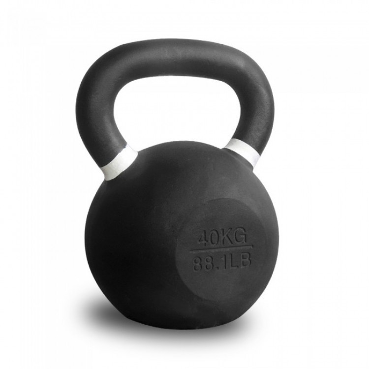 Kettlebells - Premium Powder Coated Cast Iron