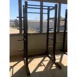 Power Squat Rack Cage