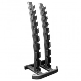 Vertical Commercial Grade Dumbbell Rack