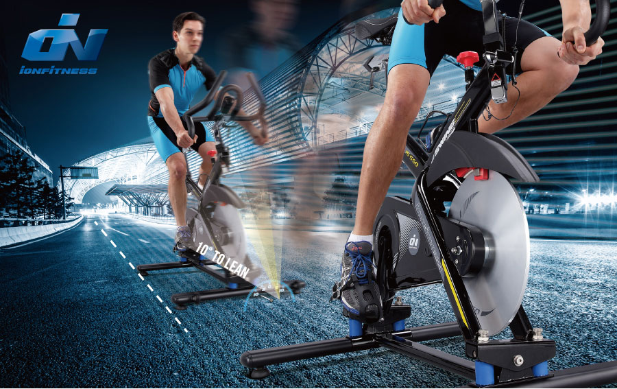 The IS550 Swing Spin Bike